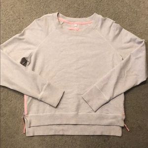 Lululemon cropped sweatshirt
